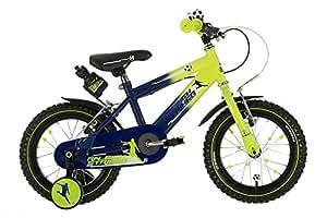 """Raleigh STRIKER 14 Children's Bike - 9"""""""