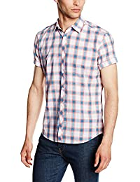 Esprit Yd Slb Ch Ss - Chemise Casual - Homme
