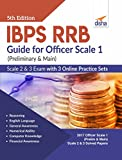 #7: IBPS RRB Guide for Officer Scale 1 (Preliminary & Main), 2 & 3 Exam with 3 Online Practice Sets