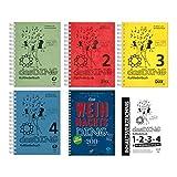 Dux Verlag Das Ding 1 bis 4 + Das Weihnachts-Ding + Original Inhaltsverzeichnis