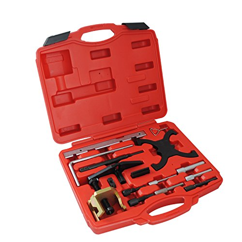 Motor Nockenwellen Kurbelwellen Arretierung Einstellwerzeug Steuerzeiten Werkzeug Fiesta Focus Mondeo Courier 1.25 1.4 1.6 1.7 1.8 2.0 TDCI