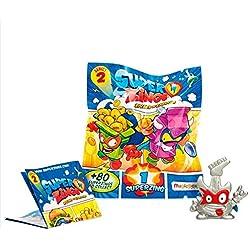 Magic Box Pack 10 UNDS SUPERZINGS Serie 2