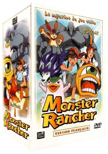 Monster Rancher - Coffret 5 DVD - Partie 1 - 24 épisodes VF