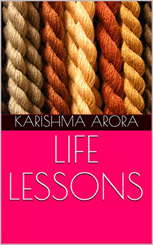 LIFE LESSONS by [ARORA, KARISHMA]