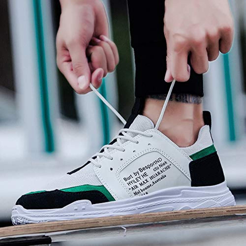 NANXIEHO Light uomo scarpe Fashion Leisure Sport scarpe Breathable Net scarpe scarpe da ginnastica | Aspetto piacevole  | Scolaro/Ragazze Scarpa