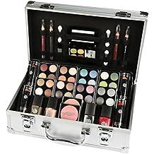 Makeup Trading Schmink Set Alu Case Paleta de Sombras - 75 gr