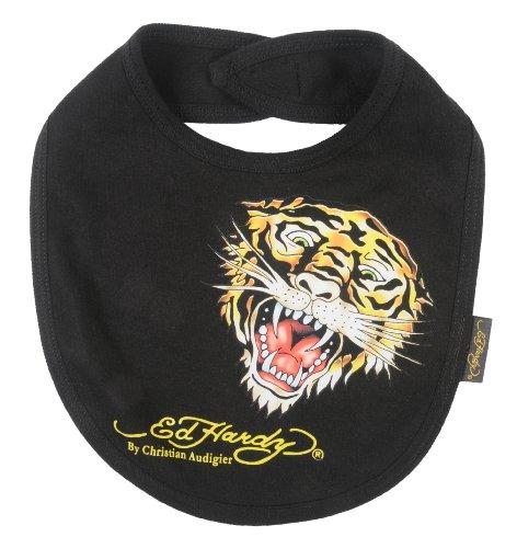 ed-hardy-babero-diseno-de-tigre-color-negro
