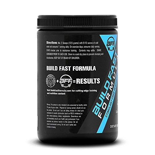 VASOBLITZ Nitric Oxide Pre Workout Supplement Powder with L-Citrulline, Betaine Anhydrous, Arginine NO3T, Calcium Lactate & Caffeine Free for Pumps, Endurance & Muscle Growth (Rainbow Candy)