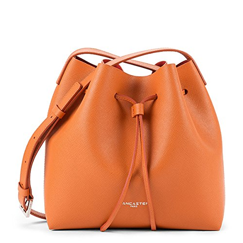 lancaster-paris-tasche-damen-beutelform-orange-422-18-orange