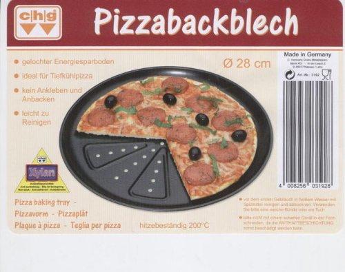 CHG Pizzabackblech,