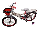 #10: Shaan Kids 20T Bicycle RED Sundancer for Boys and Girls 7-12 Years Age