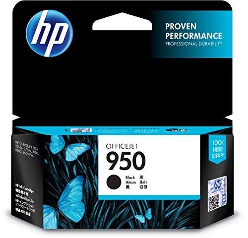 Preisvergleich Produktbild HP 950 Schwarz Original Druckerpatrone für HP Officejet Pro