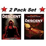 2 Pack Special! The Descent (Widescreen Original Unrated Cut) and The Descent The Fine, Fearless and Feisty Bonus Special Feature