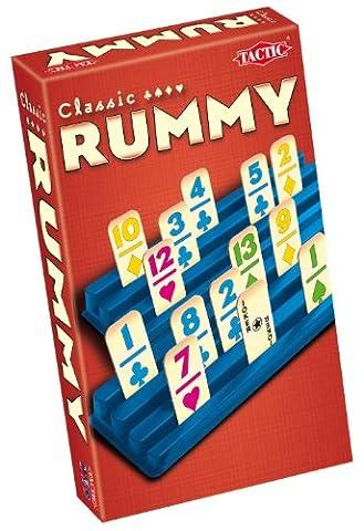 Tactic - 02743 - Jeu de Société - Rummy Version