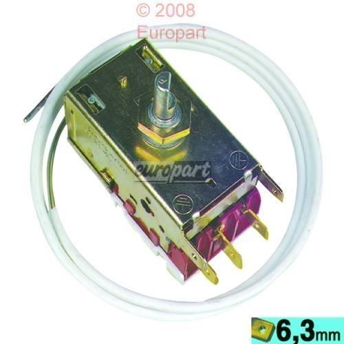 Thermostat Ranco K57L5807 Original AEG Electrolux Juno Küppersbusch 226214101 für Kühlschränke -