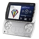 Sony Ericsson Xperia PLAY Smartphone (10,1 cm (4 Zoll) Touchscreen, 5 MP Kamera, Android OS 2.3, inkl. 7 vorinstallierten Spielen) weiß