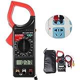 Tutoy Dt266C Digital Pinza Medidor Multímetro Ac Dc Corriente De Resistencia Probador De Temperatura De Voltio