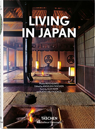 Living in Japan (Bibliotheca Universalis) por Reto Guntli