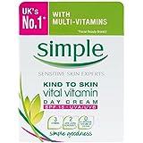 6 x simple niño to Skin Vital Vitamin Day Cream SPF15 uva/UVB 50 ml