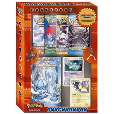 Pokémon 0252730 Diamant & Pearl Weihnachtsgeschenkbox (Pokemon Diamant)