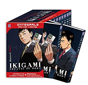Ikigami Coffret intégral One-shot