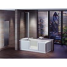 Suchergebnis auf Amazon.de für: badewanne mit tür | {Duschbadewanne mit tür 50}