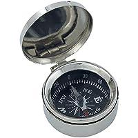 Kleiner Kompass mit Deckel perfekt für die maritime Dekoration