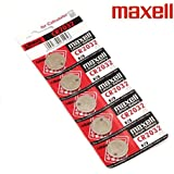 MAXELL CR-2025 3VOLTS MICRO LITHIUM BATTERY PACK OF 5