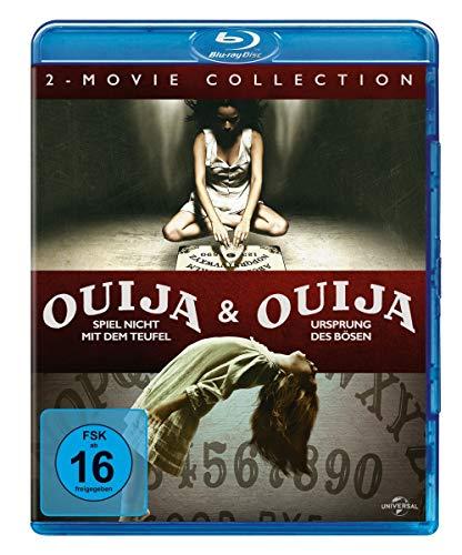 Ouija 1 & 2 [Blu-ray]