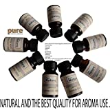 #2: Pure Source India 9 In One Aroma Oil Pack (Lemon Grass, Lavender, Jasmine, Rose, Citronella, Eucalyptus, Peppermint, Sandal Wood, Relaxing 10 ml Each)