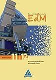 Elemente der Mathematik SII - Ausgabe 2009 für Niedersachsen: Schülerband 11 / 12 - Heinz Griesel, Andreas Gundlach, Helmut Postel