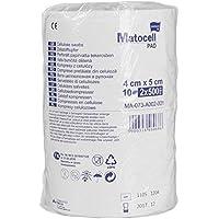 matocell Pad Krankenunterlagen Einmalunterlagen Zellstoff Tupfer 4x 5cm 2x 500Nicht Steril (1000) preisvergleich bei billige-tabletten.eu