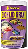 Cichlid Gran 1000ml/550g - Special food for all Cichlids Malawi Tanganyika, colour enhancing granulated food (100ml/55g)