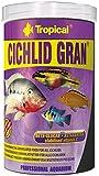 Tropical Cichlid Gran - farbverstärkendes Granulatfutter mit Beta-Glucan, 1er Pack (1 x 1 l)