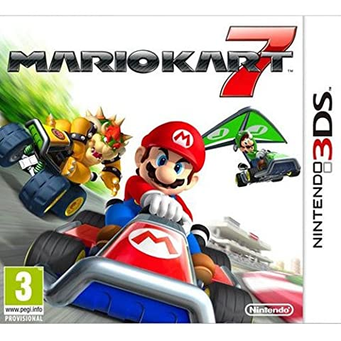 Tomodachi Life 3ds - Mario Kart