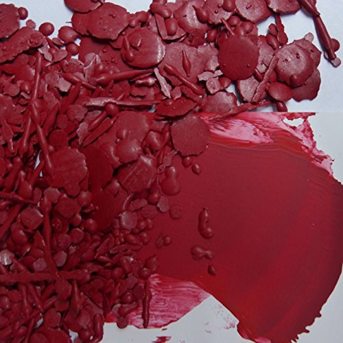 Encaustic colori fai da te-Encaustic pigmento rosso N. 6803