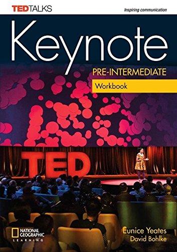 Keynote pre-intermediate. Workbook. Per le Scuole superiori. Con espansione online. Con CD-Audio