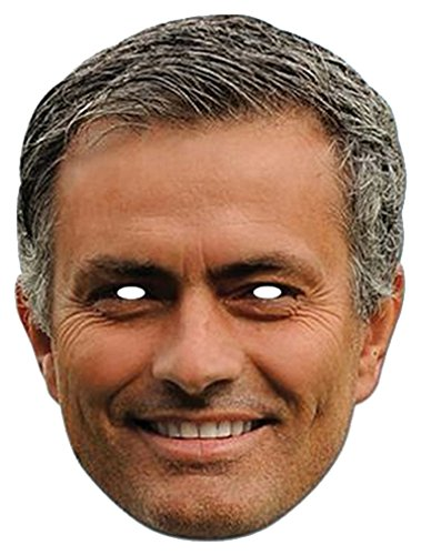 Jose Mourinho Chelsea FC Card Mask