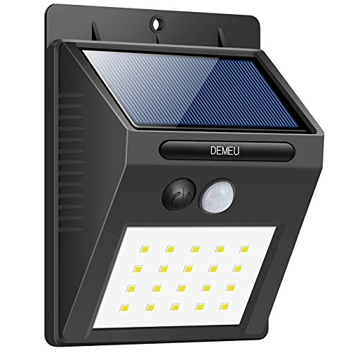 Solar Powered...
