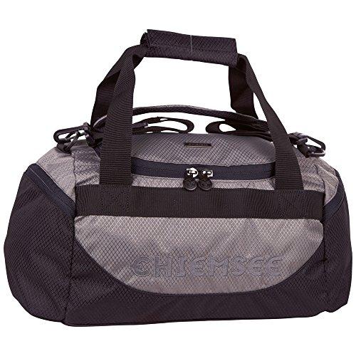 Chiemsee Sporttasche Matchbag X-Small, Izzy Cabaret schwarz/grau