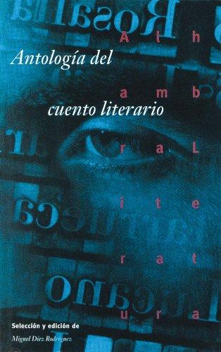 Al antalogía al cuento literario n/e (Juvenil (pearson))