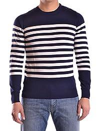 Armani Jeans Homme C6W19VL9B Multicolore Soie Maille
