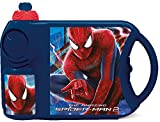 Marvel Spider-Man Plastic Canteen Set, 2...