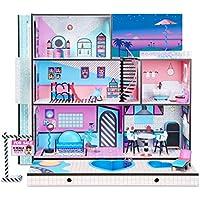 MGA Entertainment L.O.L. Surprise! House De plástico casa de muñecas - Casas de muñecas (900 mm, 1016 mm, 203,2 mm, 635 mm, 130000 cm³, Caja)