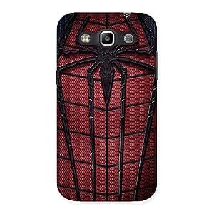 Web Wear Multicolor Back Case Cover for Galaxy Grand Quattro