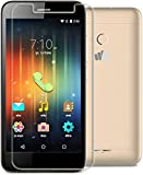 Micromax Canvas Unite 4 Pro Q465 Tempered Glass, 9H Hardness Ultra Clear, Anti-Scratch, Bubble Free, Anti-Fingerprints & Oil Stains Coating (For Micromax Canvas Unite 4 Pro Q465)