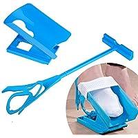 sinbide® Calcetín Slider Easy On Easy Off Sock Slider Kit Sock Helper Slider calcetines Sock Slider Off Sock Kit herramientas de vida