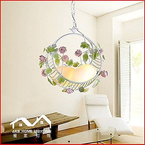 Ancernow E27 caldo creativo moda lampade a sospensione Dipinte a