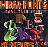 Mega-Fonts -