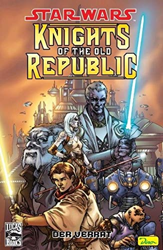 Star Wars Sonderband 33, Knights of the Old Republic I